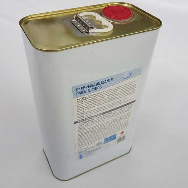 Impermeabilizante para tecidos Lata 5.00 Litros