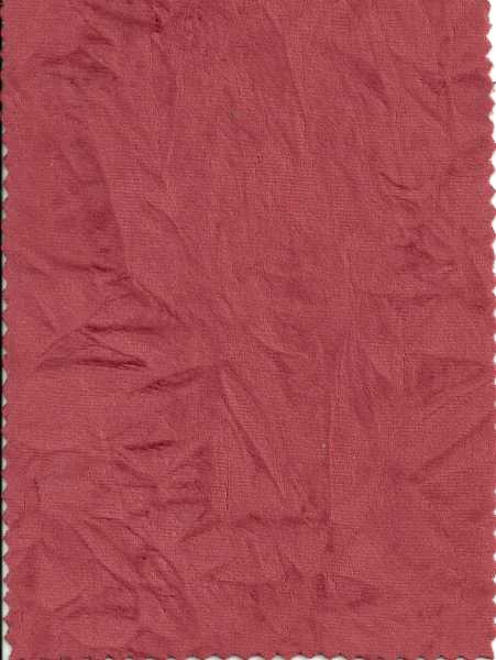 1444 cor 77 Suede Amassado Vermelho